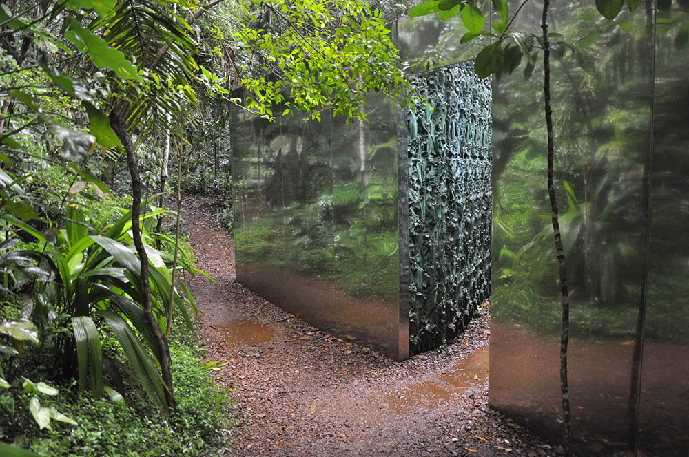 Vegetation Room, de Cristina Iglesias