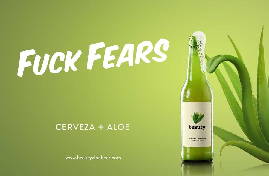 beauty aloe beer