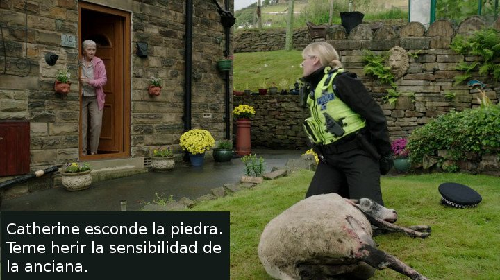 Happy Valley - El sacrificio de una oveja 02