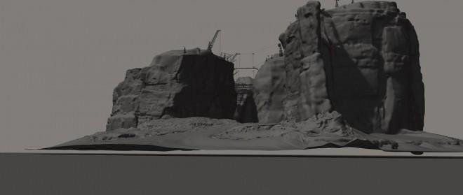 La Ciudadela CGI