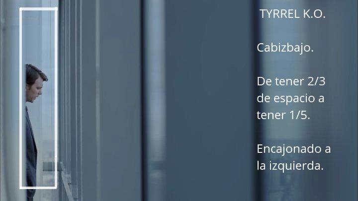 Mr. Robot - Tyrrell KO