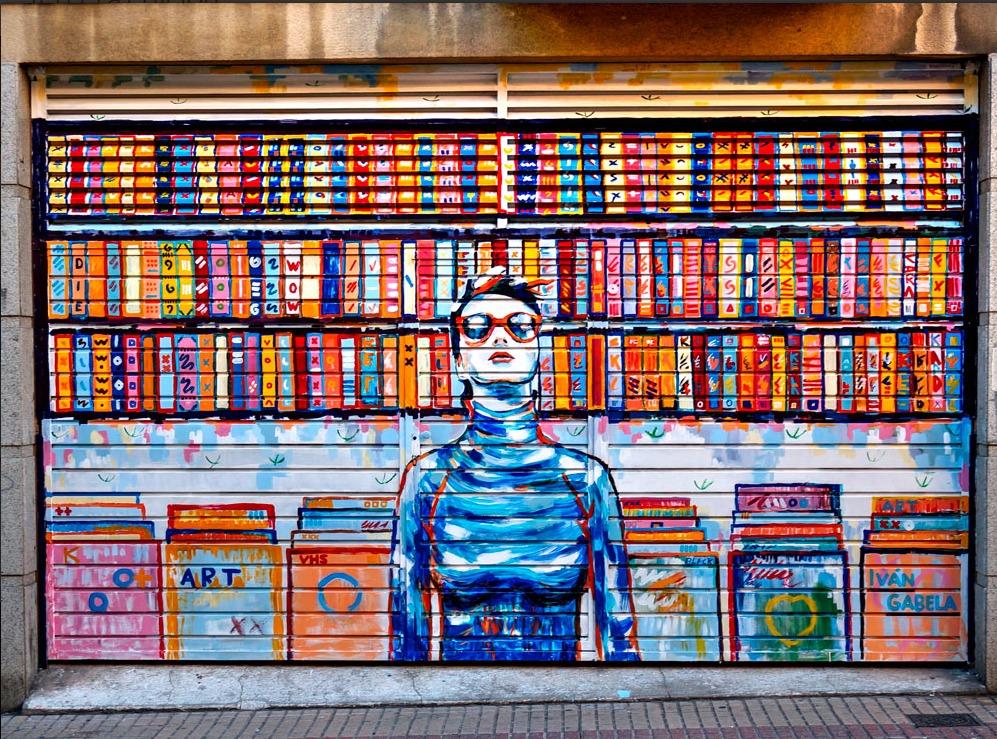 Autor: Iván Gabela (3ª edición Galería Urbana)