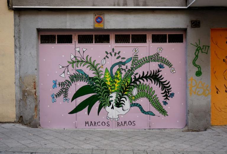 Autor: Marcos Ramos (4ª edición Galería Urbana)