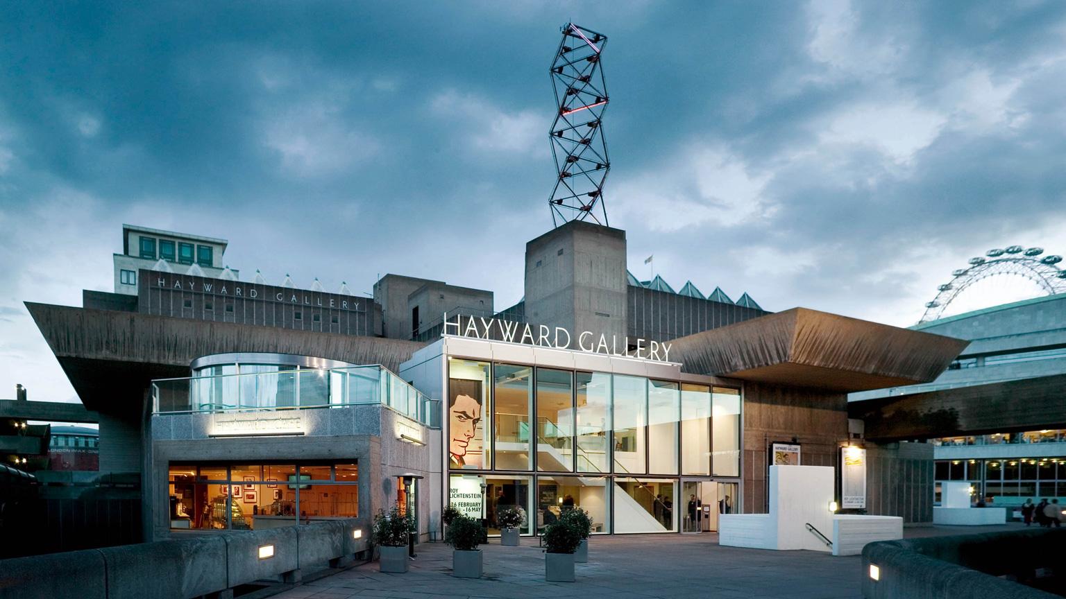 Fotografía: Hayward Gallery.