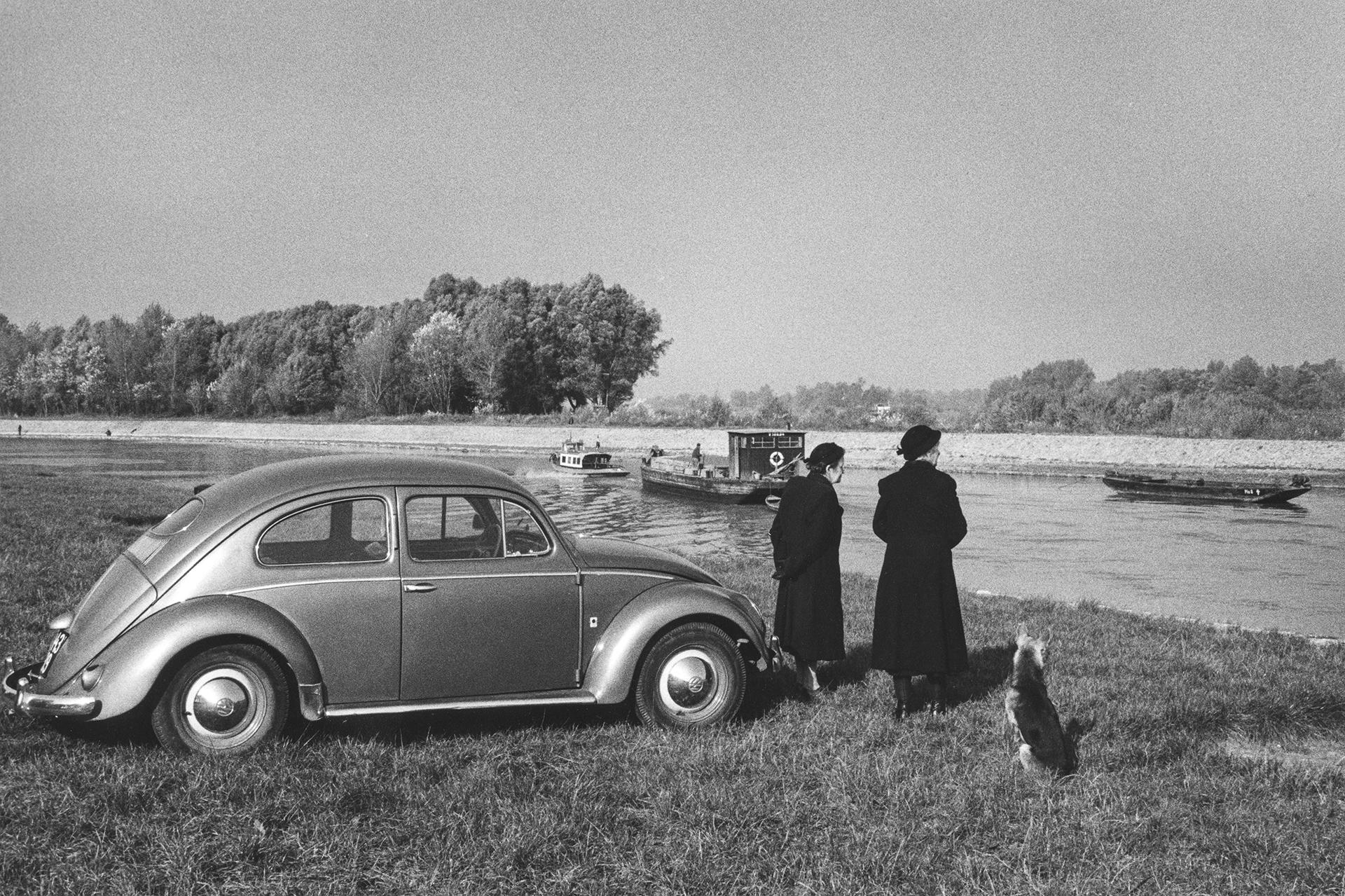 Inge Morath Paisaje cerca de Viena 1958© Inge Morath Foundation Magnum Photos
