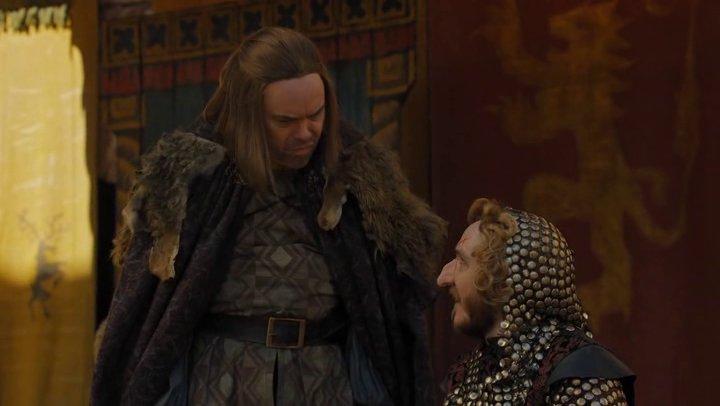Los falsos Eddard y Tyrion
