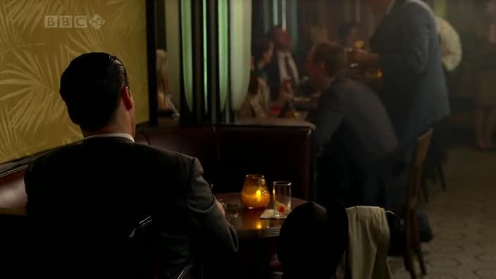 Mad Men - Presentación de Don Draper