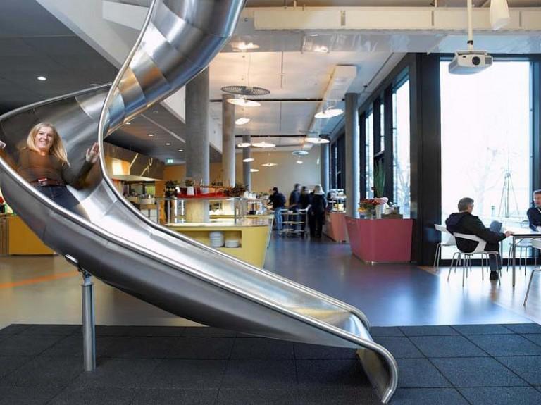 diseño de oficinas google zurich