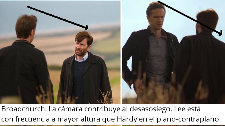 Broadchurch - Lee y Hardy