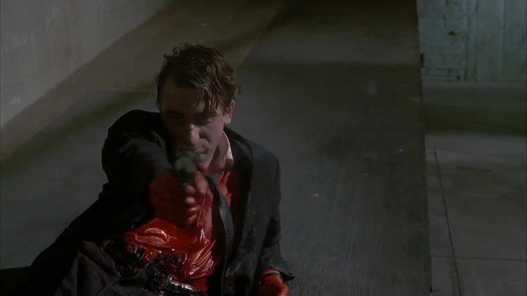 Reservoir Dogs ROJO violencia