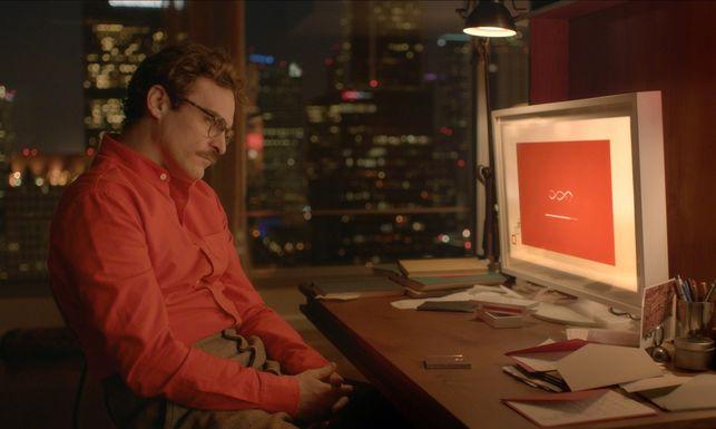 Fotograma de la película 'Her'