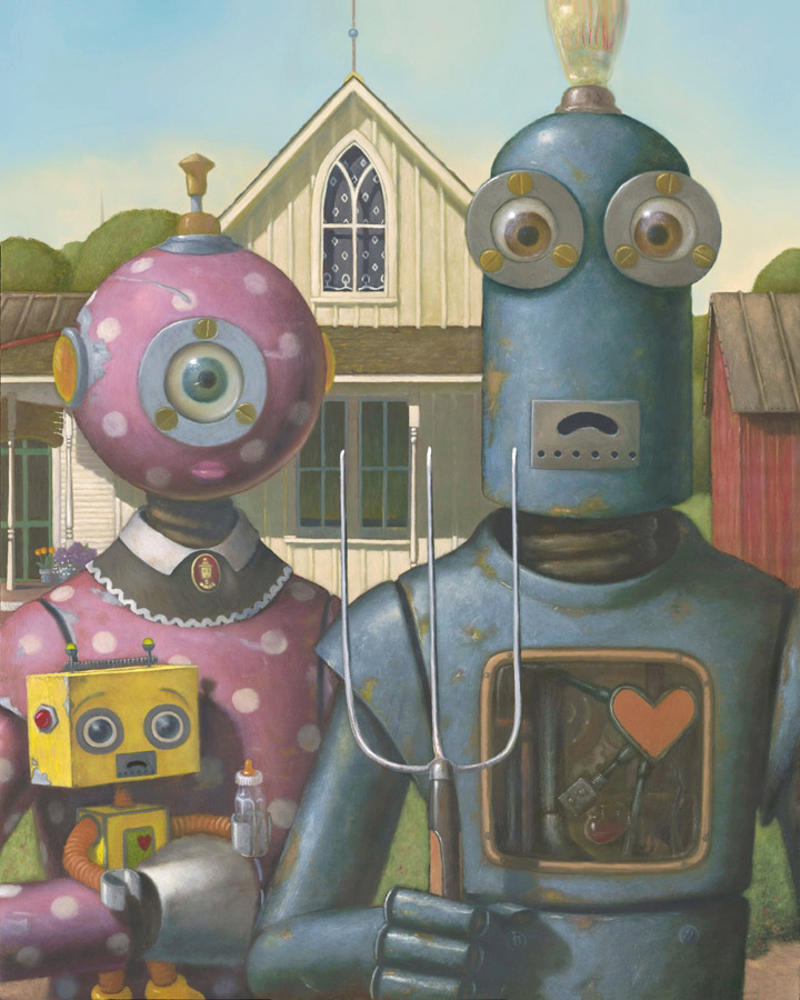American Robots