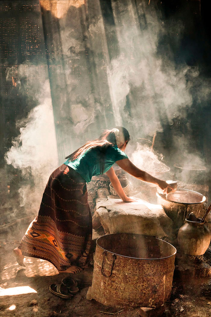 The Baker (foto: Bas Uterwijk / Bored Panda)