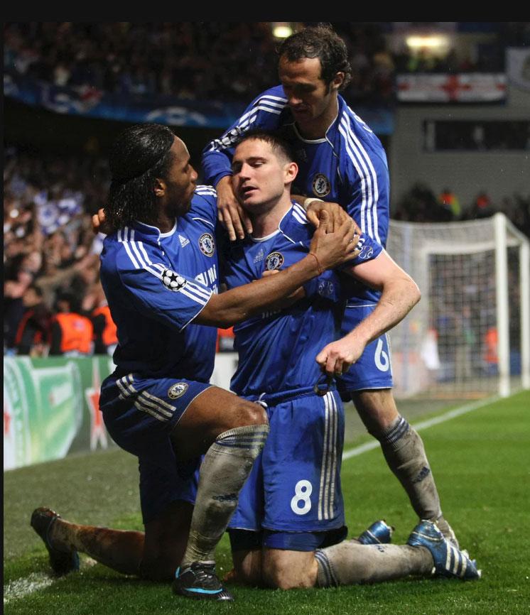 Jugadores del Chelsea. (Foto: Matt Dunham/AP. The Guardian)