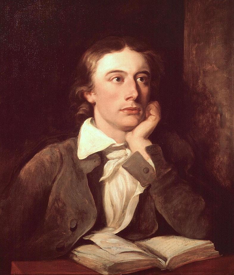 John Keats, por William Hilton