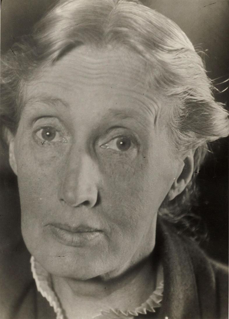 Virginia Woolf en la madurez. Tenía 59 años cuando se suicidó