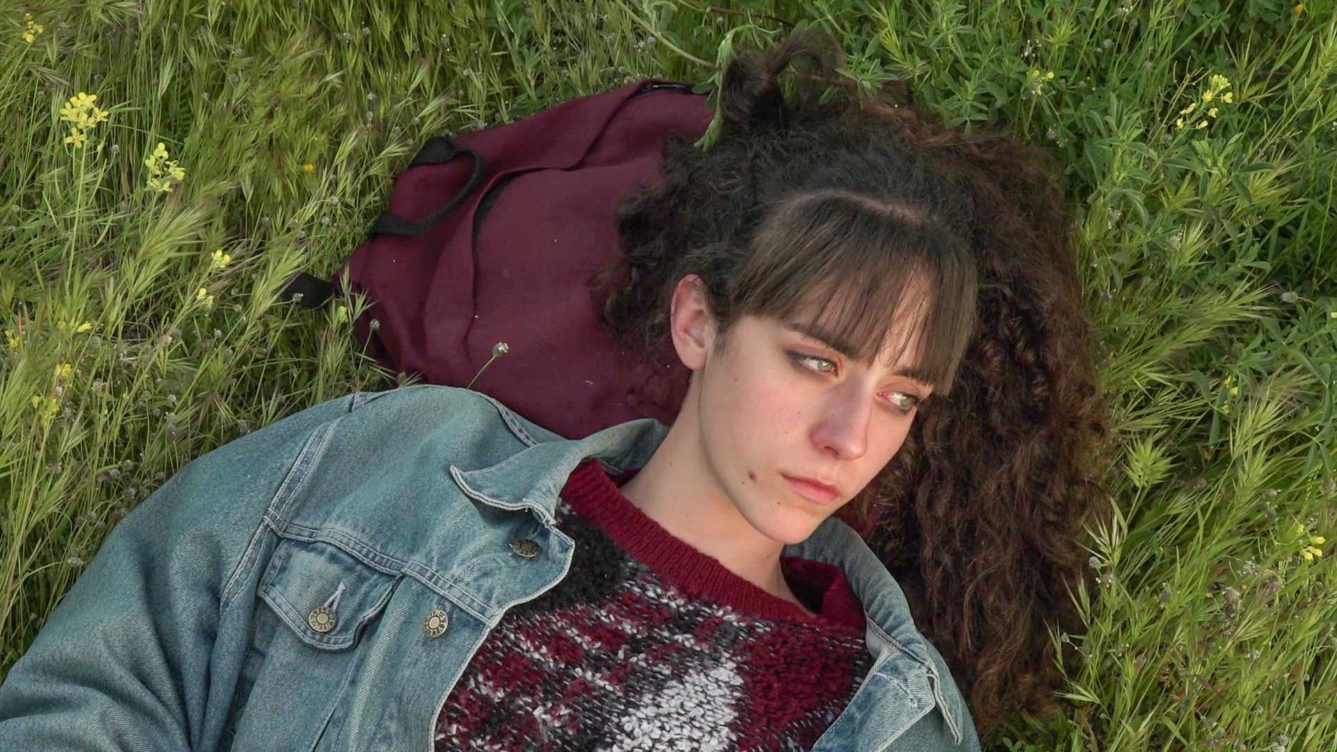 Fotograma de la película Mírame a los ojos del IES Rey Pastor