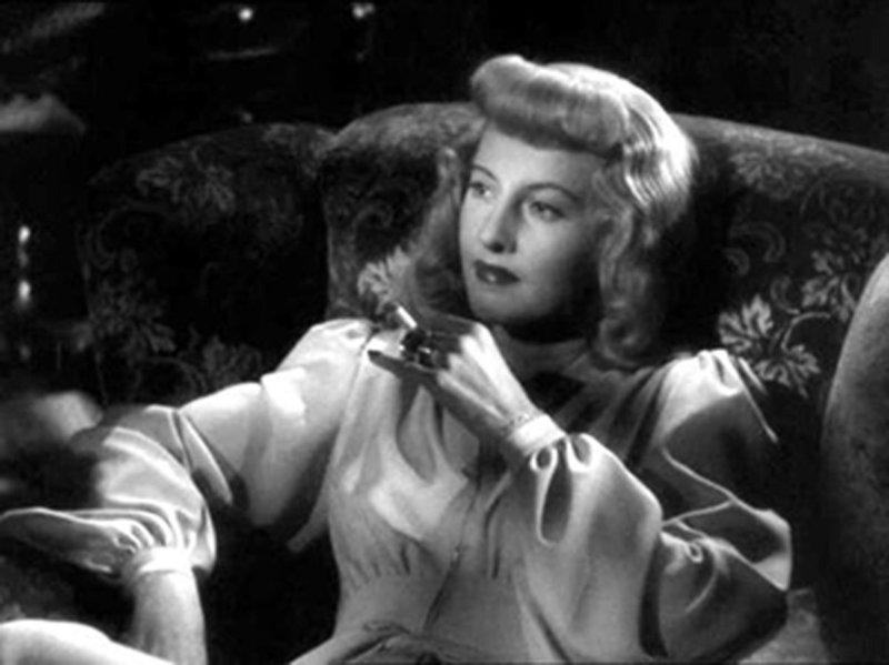 Barbara Stanwyck en Perdición.