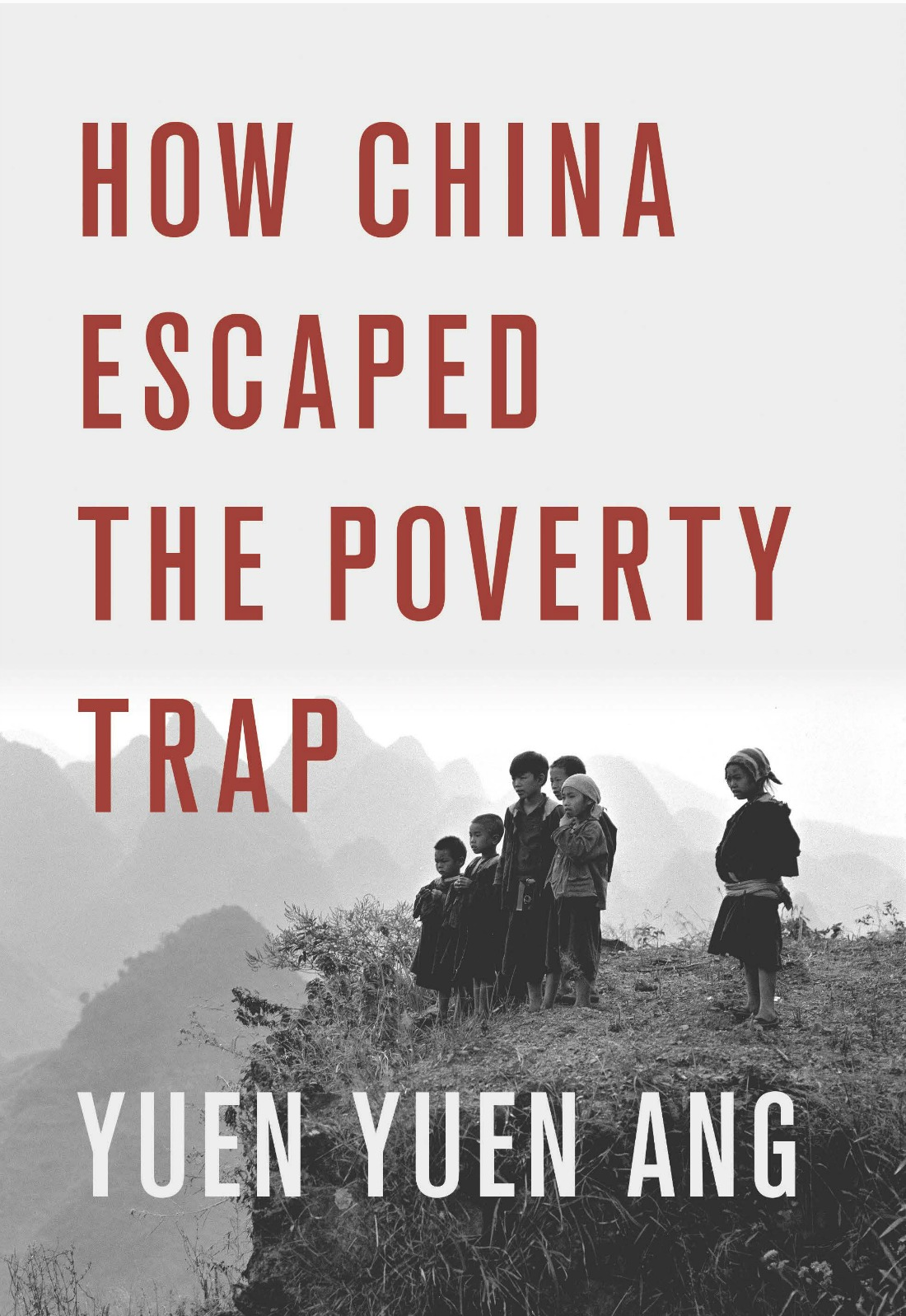 Portada de 'How China escaped the poverty trap'