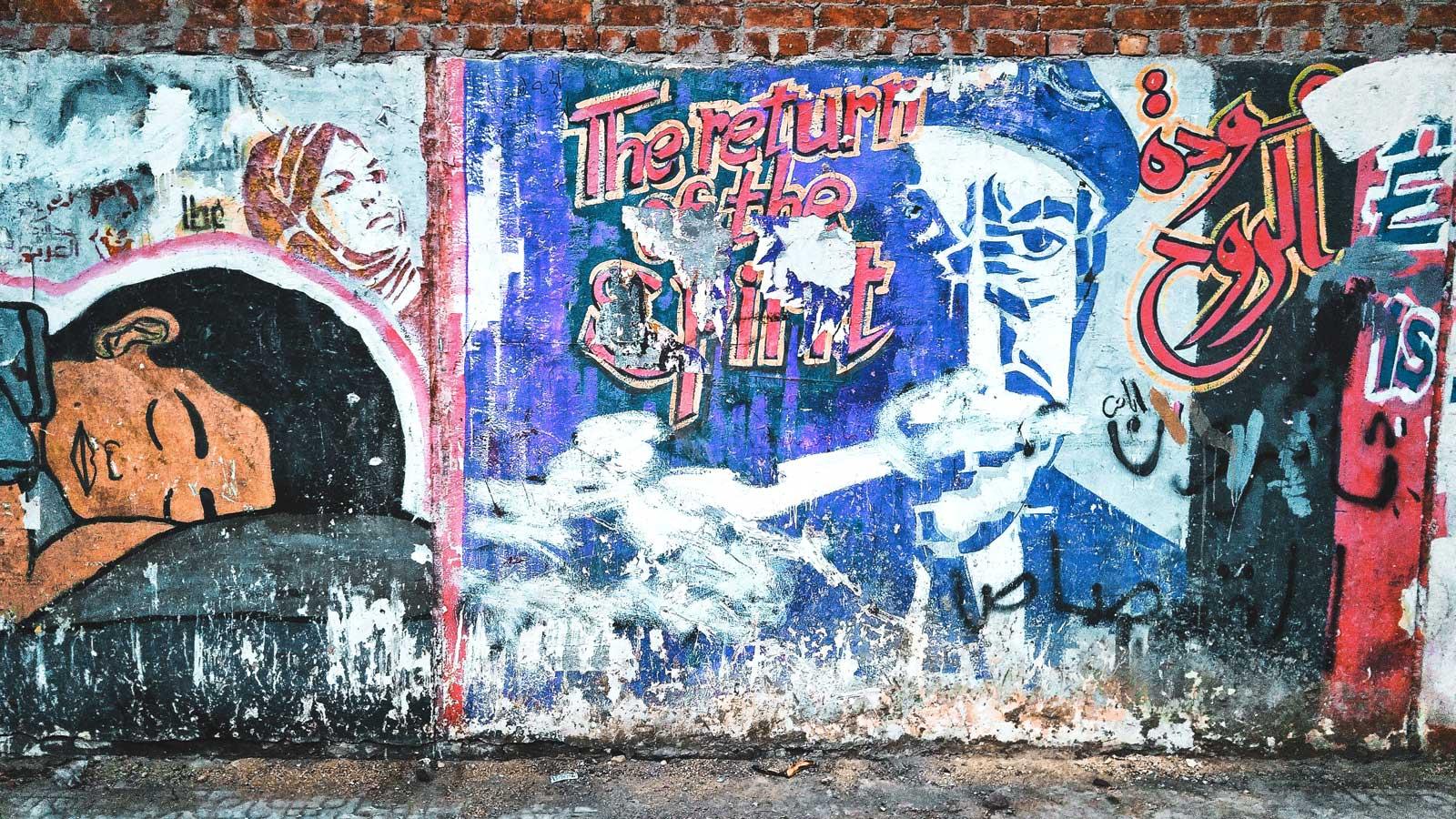 grafiti-cairo