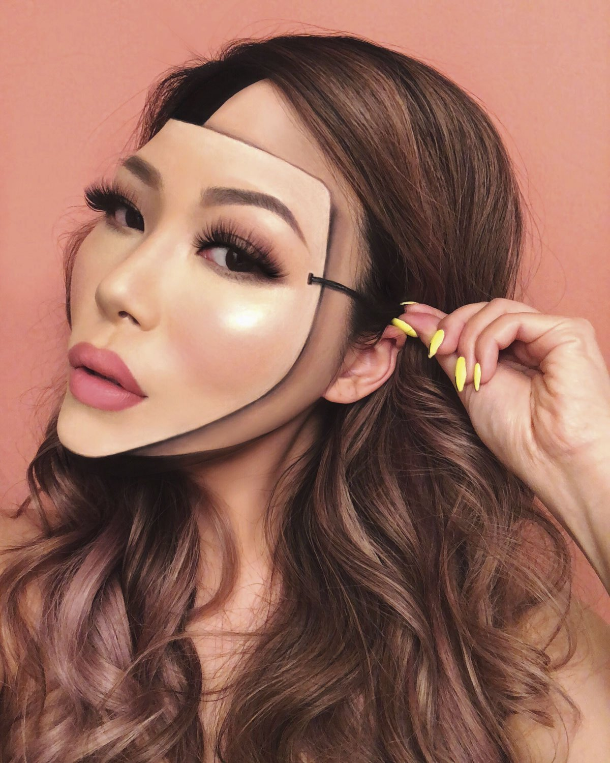 Maquillaje extremo