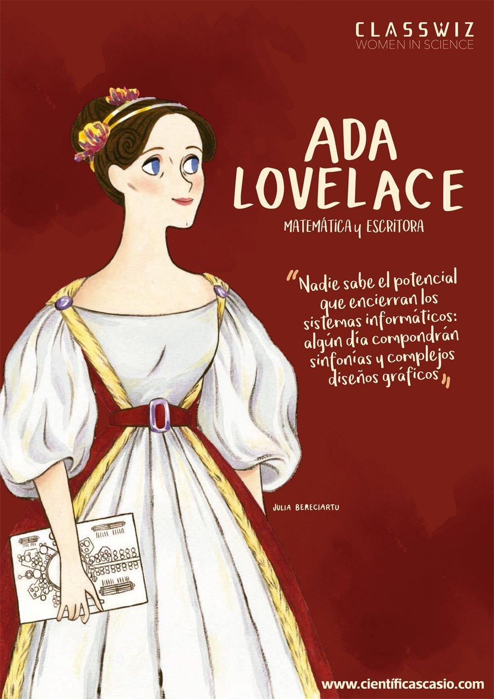 Ada-Lovelace casio
