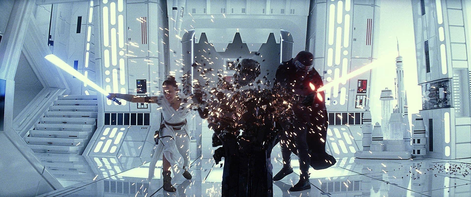 Errores narrativos en Star Wars