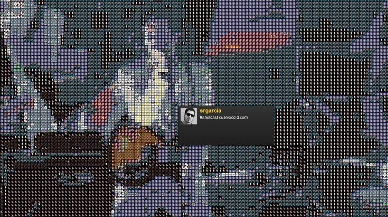Pixel OK Go