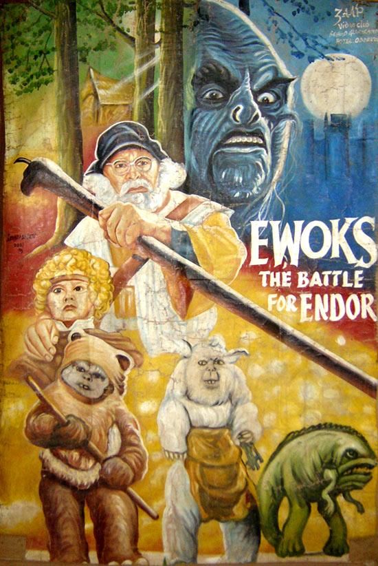 Ewoks The Battle For Endor