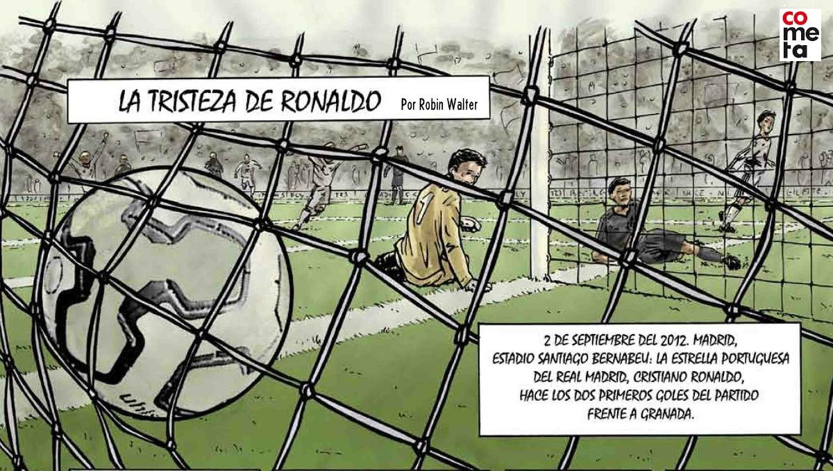 Robin Walter - LA TRISTEZA DE RONALDO