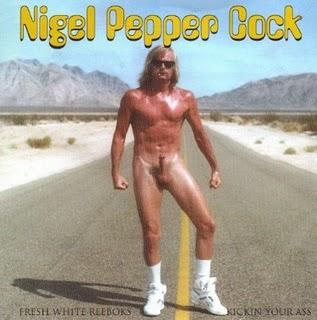 16 nigel pepper cock