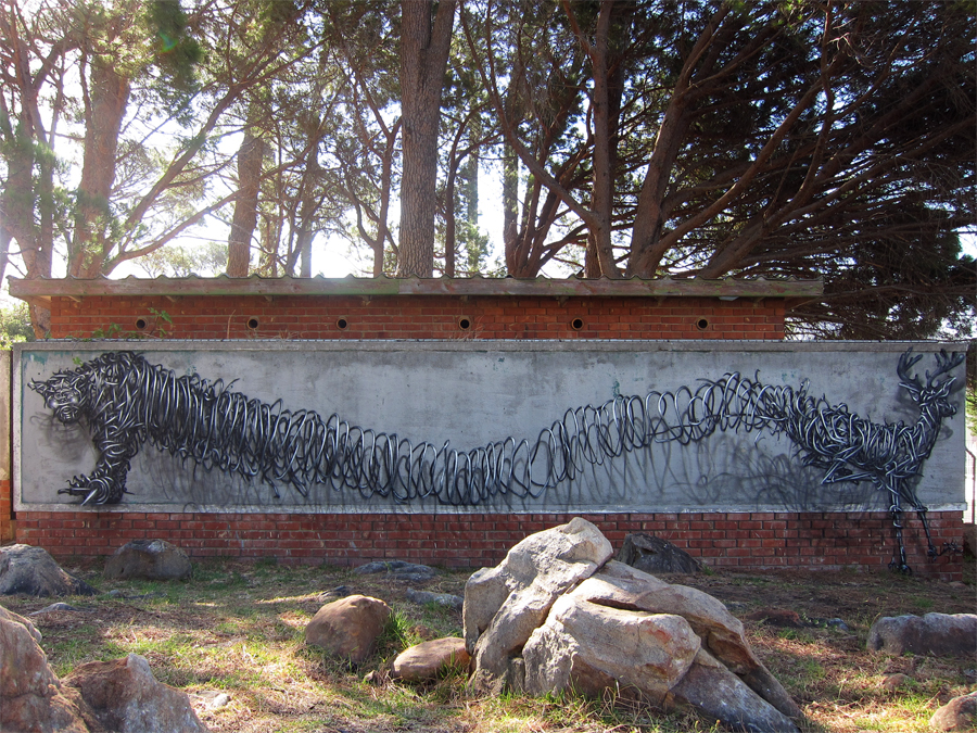 DALeast-'Deer Park',cape town,south africa,2012