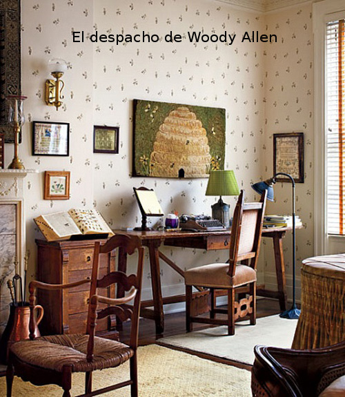 El despacho de Woody Allen