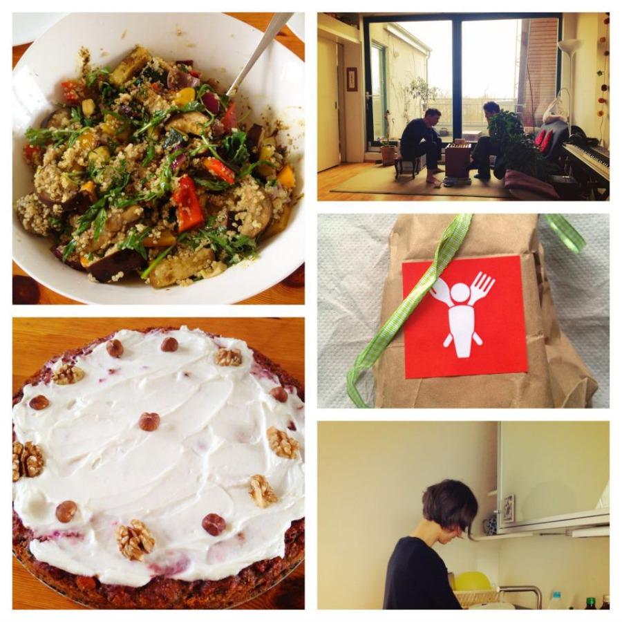 Mealshare Vegano en Berlin