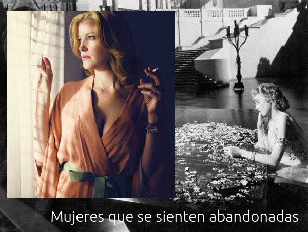 Mujeres abandonadas