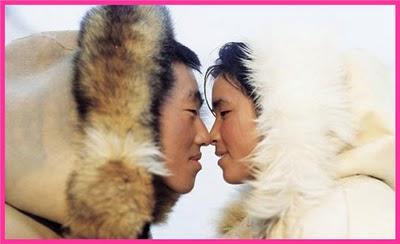 beso-esquimal