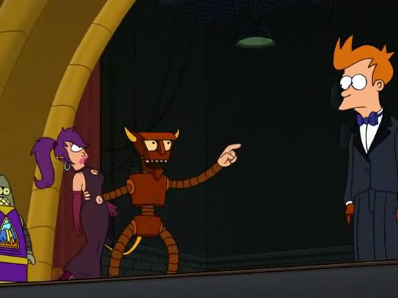 Fry no leyó la letra pequeña