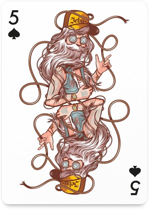 5-spades
