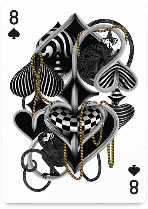 8-spades