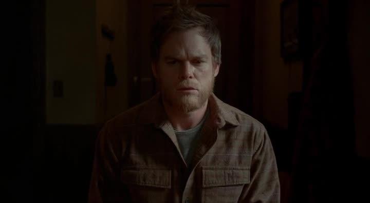 Dexter, escena final