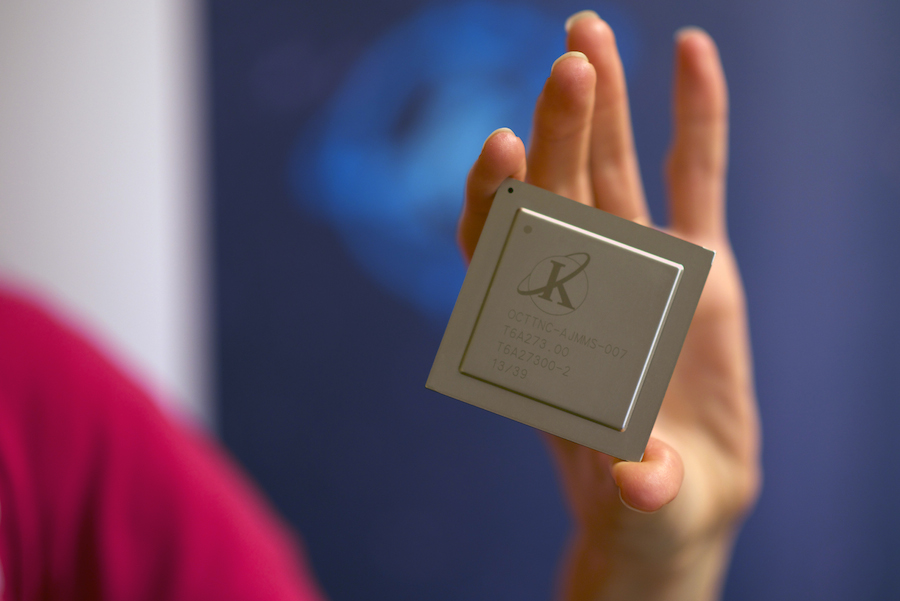 KnCMiner Jupiter 28nm ASIC - Fastest Bitcoin Processor in the World