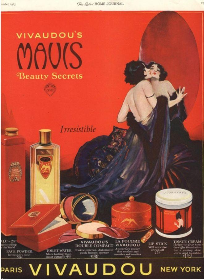 Perfume y autoerotización