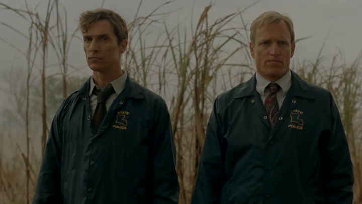Cohle y Hart