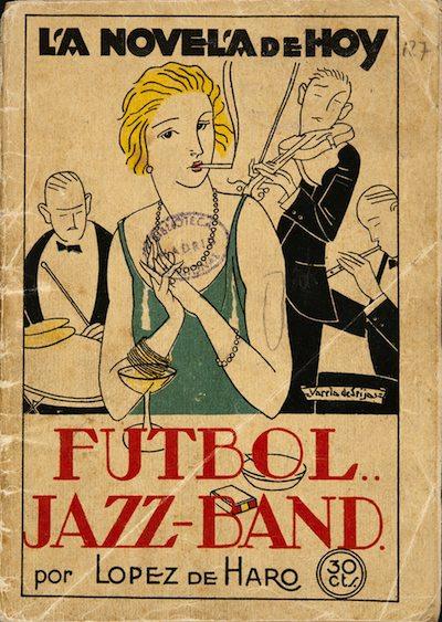 Futbol Jazz Band. Biblioteca Nacional