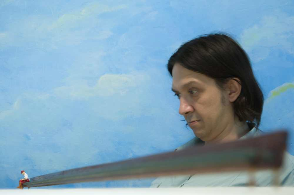 Santiago Lorenzo. Foto de Pascual Anega