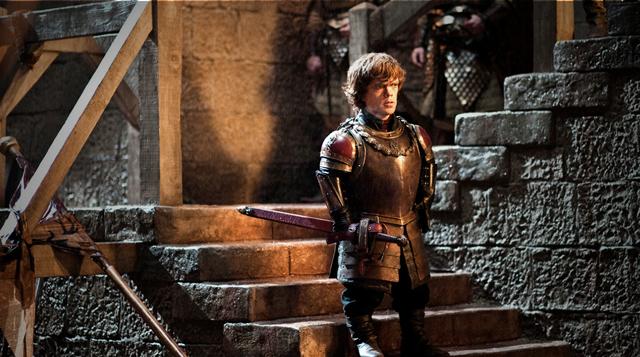 Tyrion en Desembarco del Rey