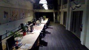 ¿Trabajarías en una empresa sin oficinas?