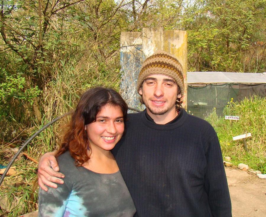 Chiara y Tserim