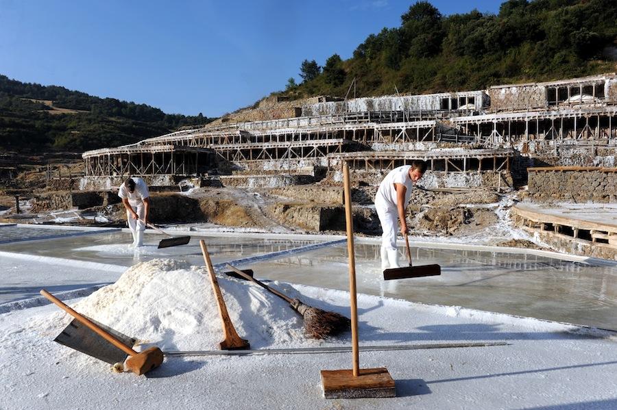Producción de sal 09