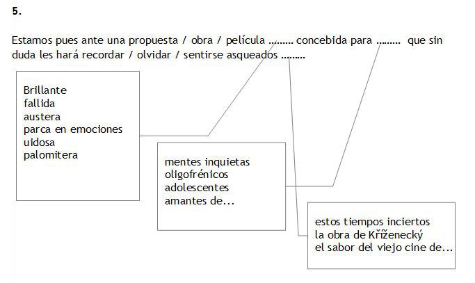 Anatomía crítica 5